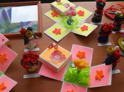 Работы с выставки на День Матери