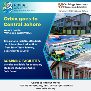Orbix Goes to Central Johore!