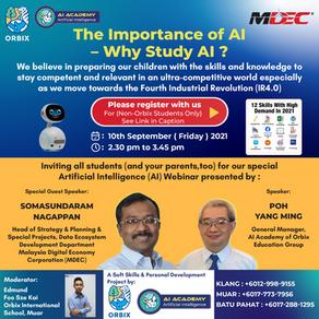 The Important of AI- Why Study AI?