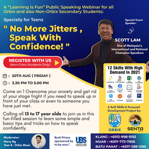 No More Jitters, Speak With Confidence!
