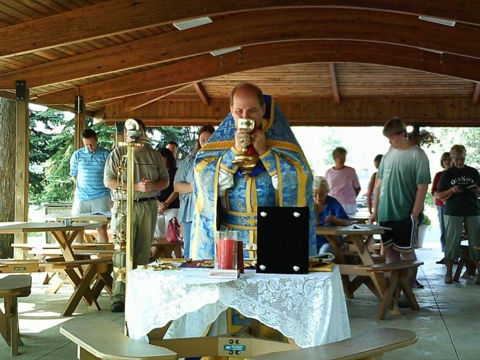 Parish Picnic Liturgy