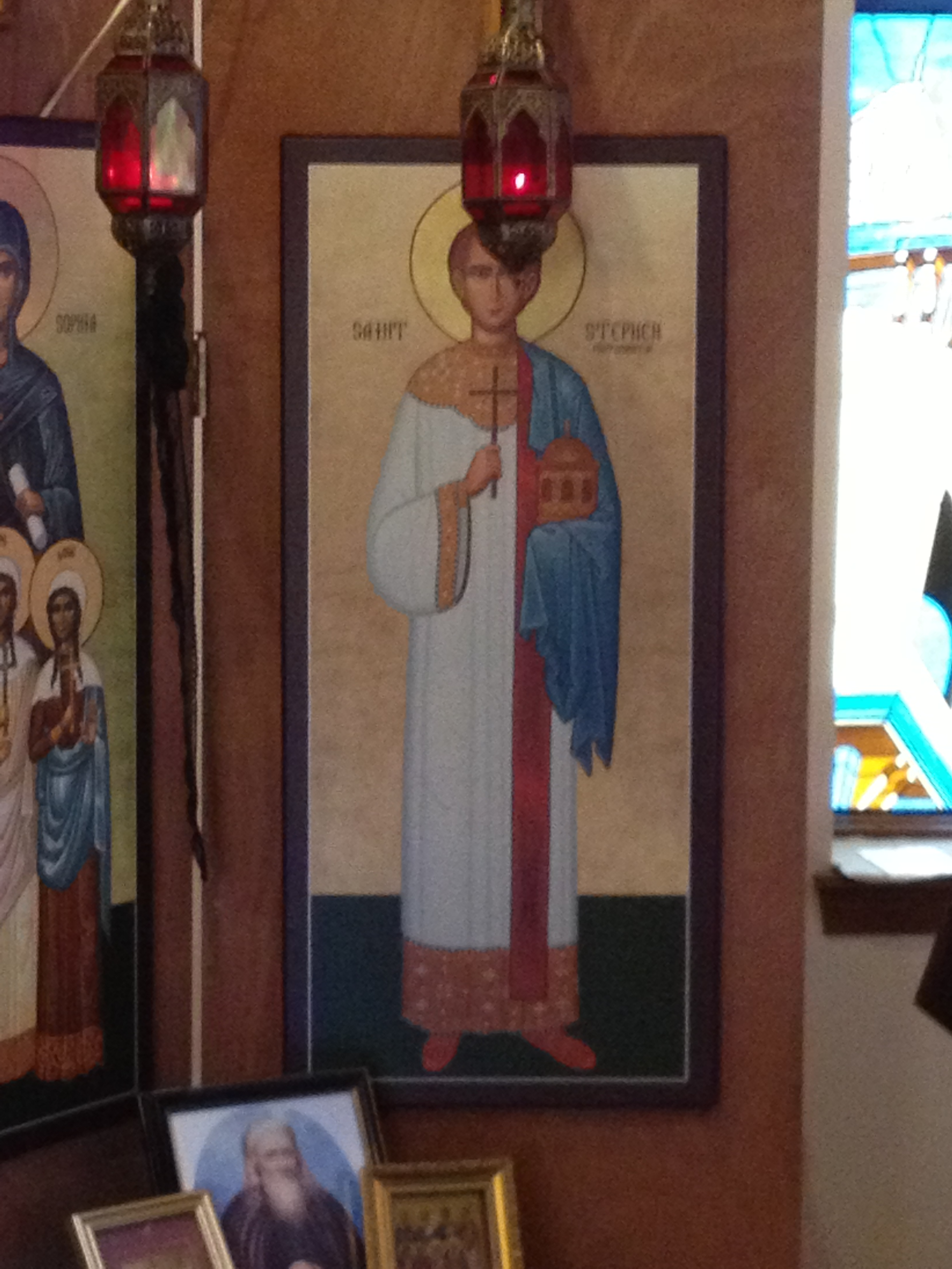 St. Stephen the Proto-Martyr