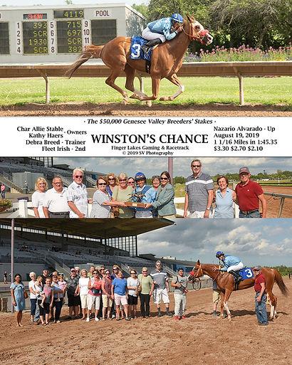 8-19-19 R8 Winston's Chance - CHAR ALLIE