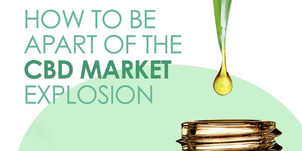 CBD Market Explosion Webinar