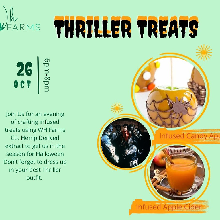 DIY Elevated Crafter Event - Thriller Treats