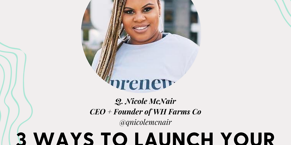 Launch Your CBD Brand In Time For Black Friday!