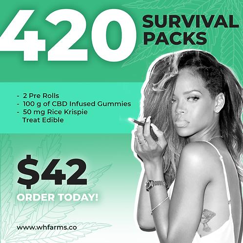420 Survival Pack