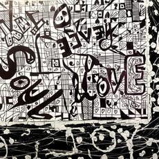Bermano Soul Love Joy 30 x 40 inches Acrylic on canvas