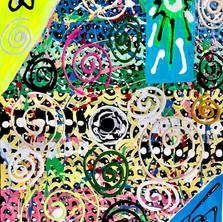 Bermano Life 30 x 24 inches Acrylic on c