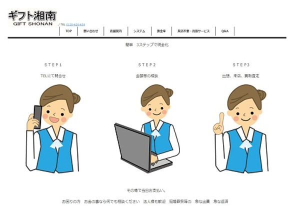 現金化ギフト湘南口コミレビュー,クレジットカード現金化