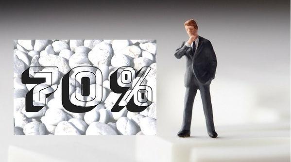 マネーウォーク換金率は70%