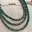 Thumbnail: Collier Tanah Turquoise africaine