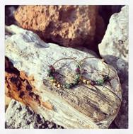 Precious Vermeil & Delicate stones