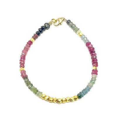 Shanti Tourmaline Multicolore