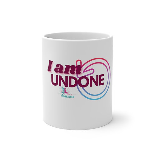 UNDONE Color Changing Mug
