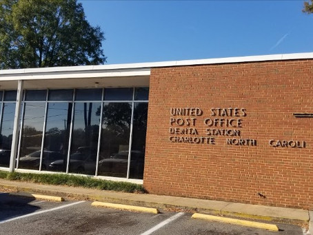 Charlotte Post Office renamed in honor of Julius Chambers