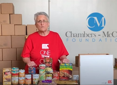 C-M works with 2nd Harvest to address student meals