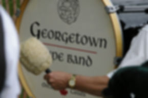 Georgetown Pipe Band