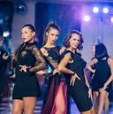 Brilliants школа танцев показ мод