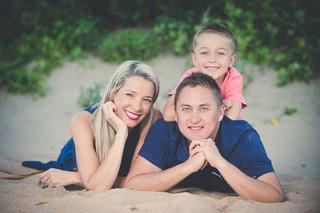 Family Photos 1 Beach Shoot