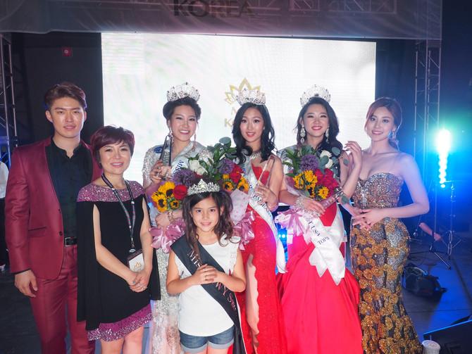 2017 Miss Korea Pageant, USA
