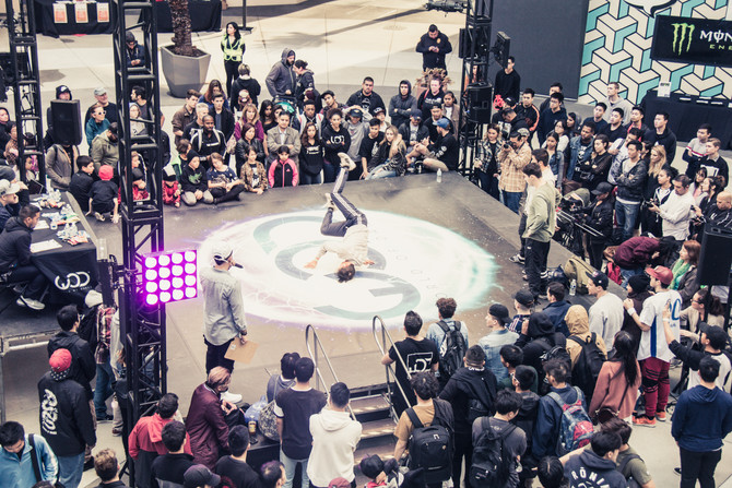 WORLD OF DANCE LIVE – HEADBANGERZ BBOY BRAWL