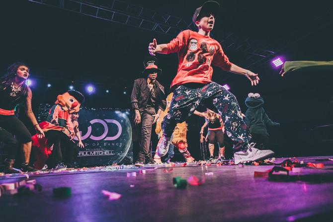 WORLD OF DANCE LIVE (WINTER 2016)