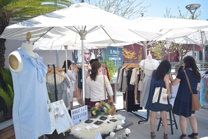 Happily Ever Etched Summer Pop-Up Market