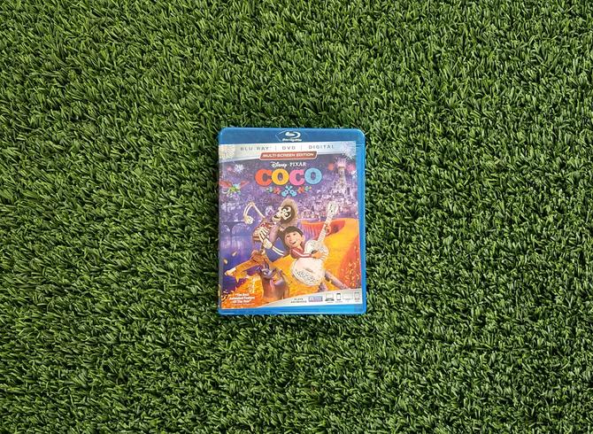 Outdoor Movie Night - Coco