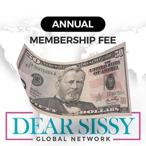 $50 USD Chapter Membership Fee (Annual)