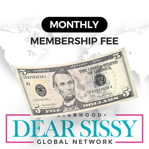 $5 USD Chapter Membership Fee (Monthly)