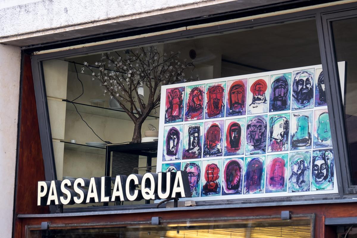 Negozi - Passalacqua