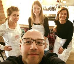 In cucina con Andrej Mussa