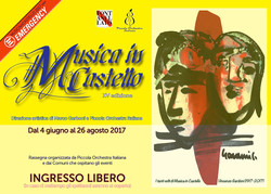 Musica in Castello volantino