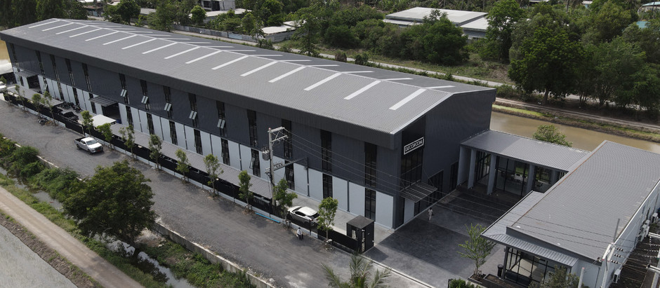New Headquarter & Production Lines
