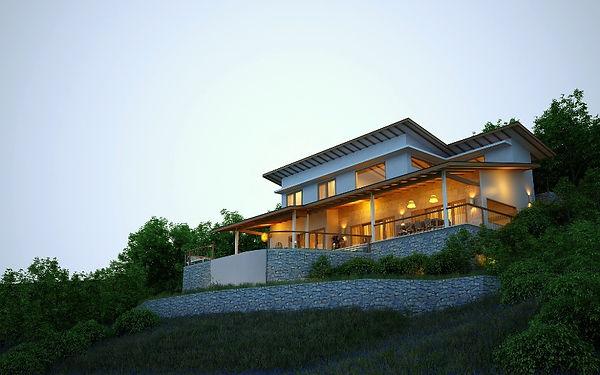 villa design lombok