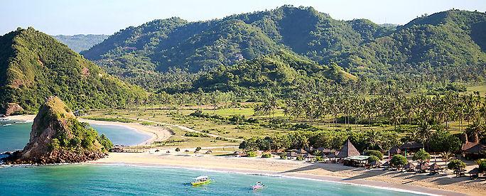 land in lombok