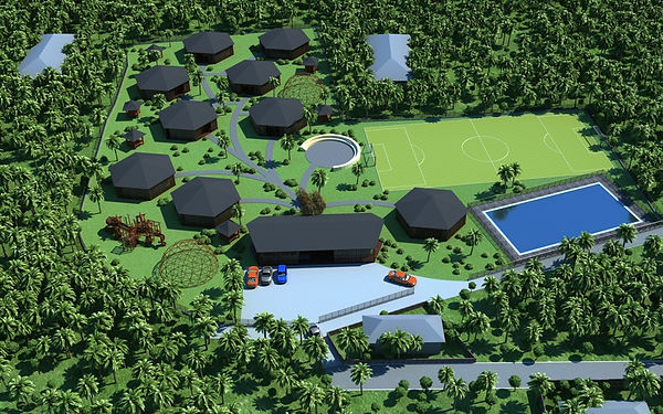 Lombok Learning Village Master Plan
