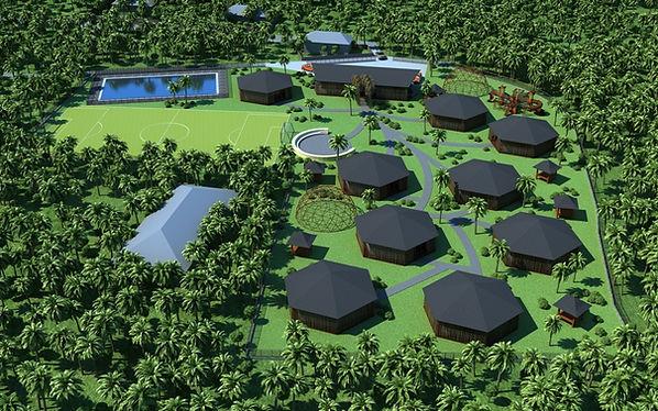 Lombok Learning Village Master Plan
