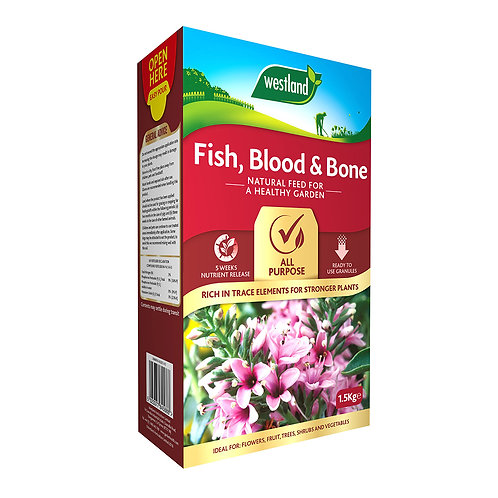 Westland Fish, Blood and Bone-4kg