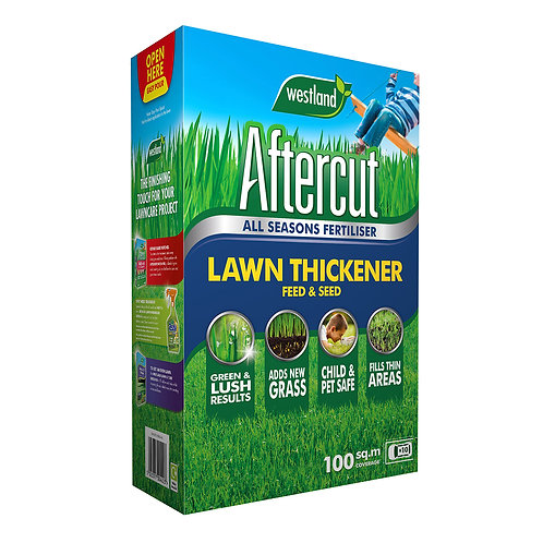 Aftercut Lawn thickener 100m2