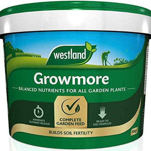 Westland growmore 10kg tub