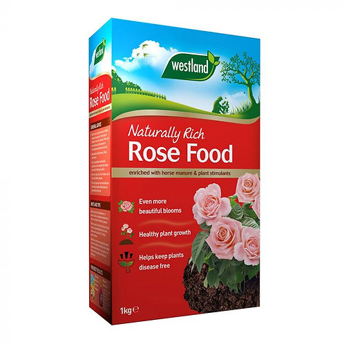 Westland Rose food Enriched With Horse Manure 3KG