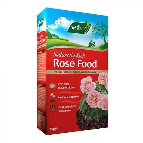 Westland Rose food Enriched With Horse Manure