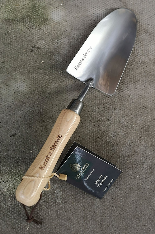 Kent and stowe stainless Steel Hand Trowel