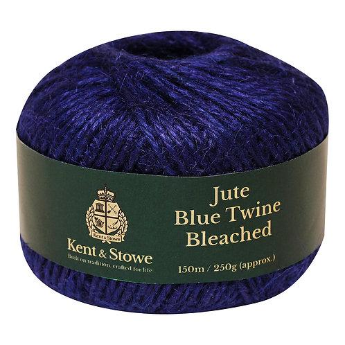 Kent & Stowe Jute Blue Twine Bleached