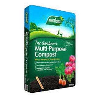 Westland The Gardener's Multi-Purpose Compost- 70L