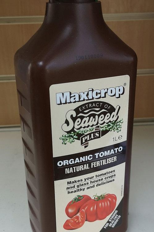 Maxicrop organic tomato feed 1L conc.