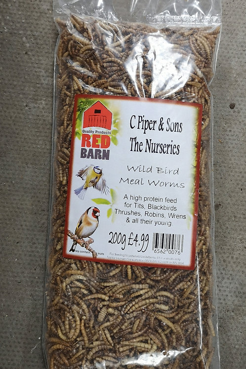 Meal worms 200g