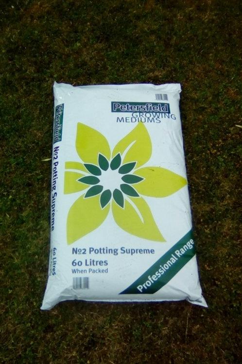 Petersfield Supreme Professional compost-60L